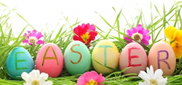 Take part in our FREE Easter egg hunt