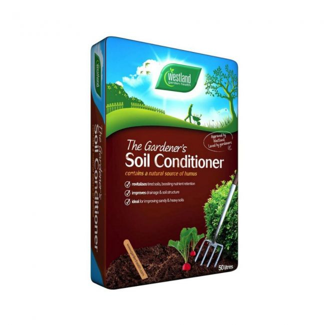 The Gardeners Soil Conditioner 50ltr